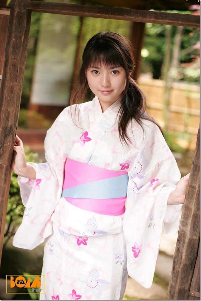 Ishida Miku BOMB tv (7)