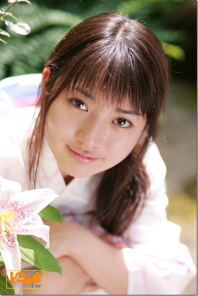 Ishida Miku BOMB tv (8)