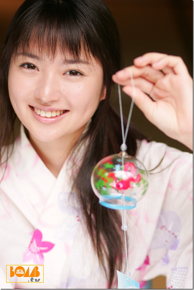 Ishida Miku BOMB tv (9)