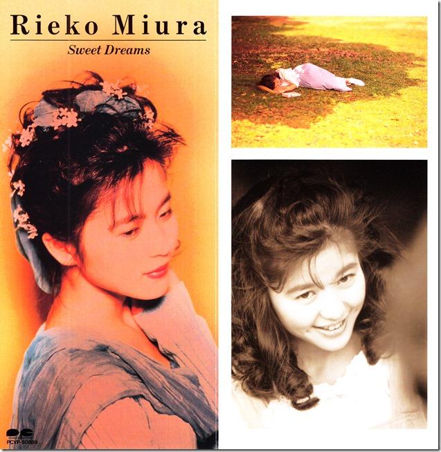 Miura Rieko Yumede Aitai~Sweet Dreams~ (1)