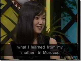 Nagasaku Hiromi visits Moracco in Encounters (28)