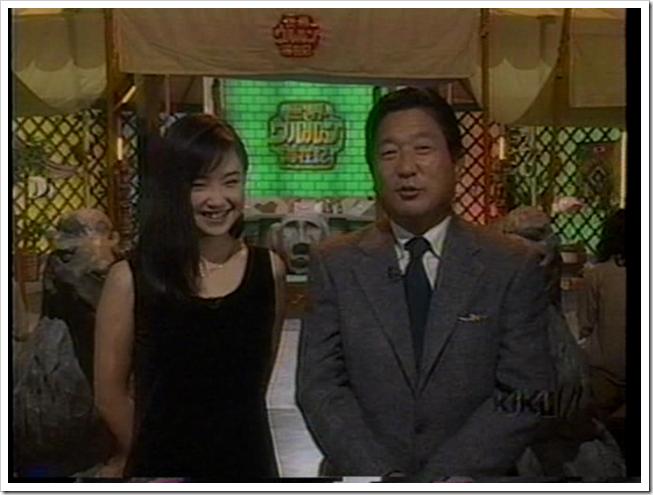 Nagasaku Hiromi visits Moracco in Encounters (2)