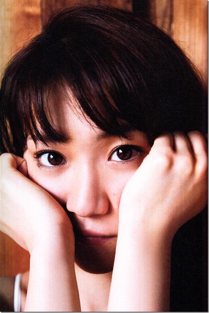 Oshima Yuko 1st photo book Yuko (101)