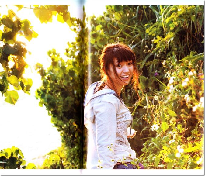 Oshima Yuko 1st photo book Yuko (106)
