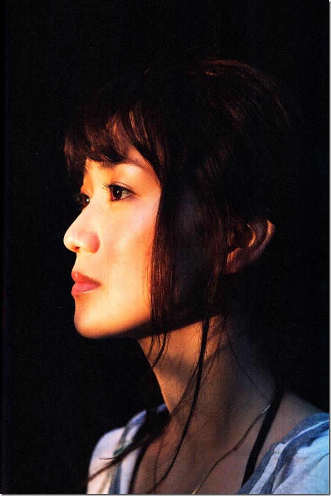 Oshima Yuko 1st photo book Yuko (107)