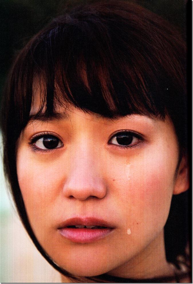Oshima Yuko 1st photo book Yuko (108)