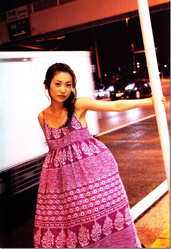 Oshima Yuko 1st photo book Yuko (10)