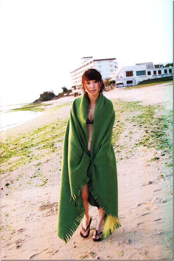 Oshima Yuko 1st photo book Yuko (110)