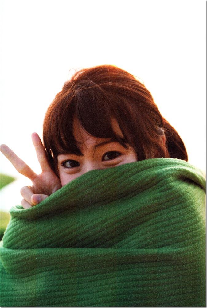 Oshima Yuko 1st photo book Yuko (111)