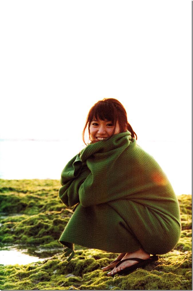 Oshima Yuko 1st photo book Yuko (113)