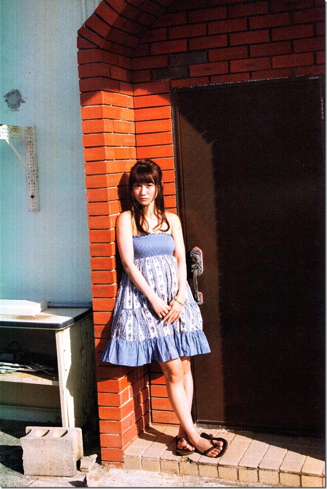Oshima Yuko 1st photo book Yuko (116)