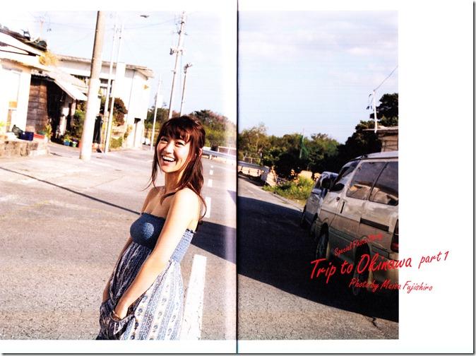 Oshima Yuko 1st photo book Yuko (117)