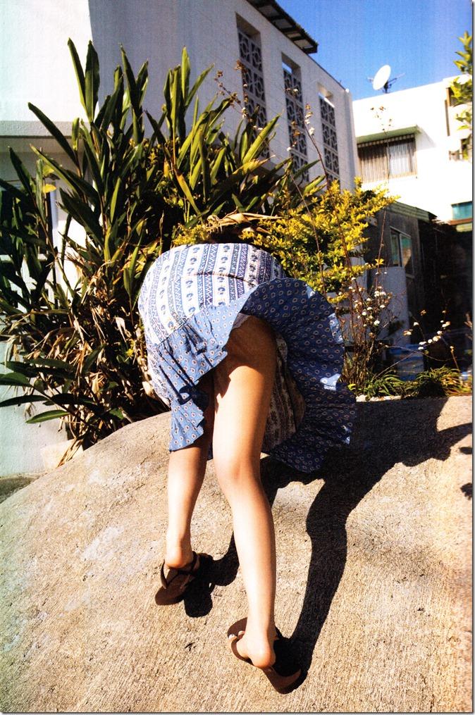 Oshima Yuko 1st photo book Yuko (119)