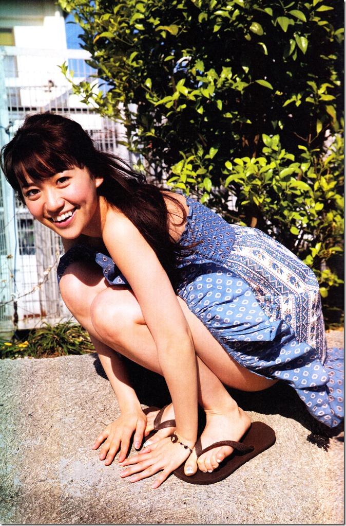 Oshima Yuko 1st photo book Yuko (121)