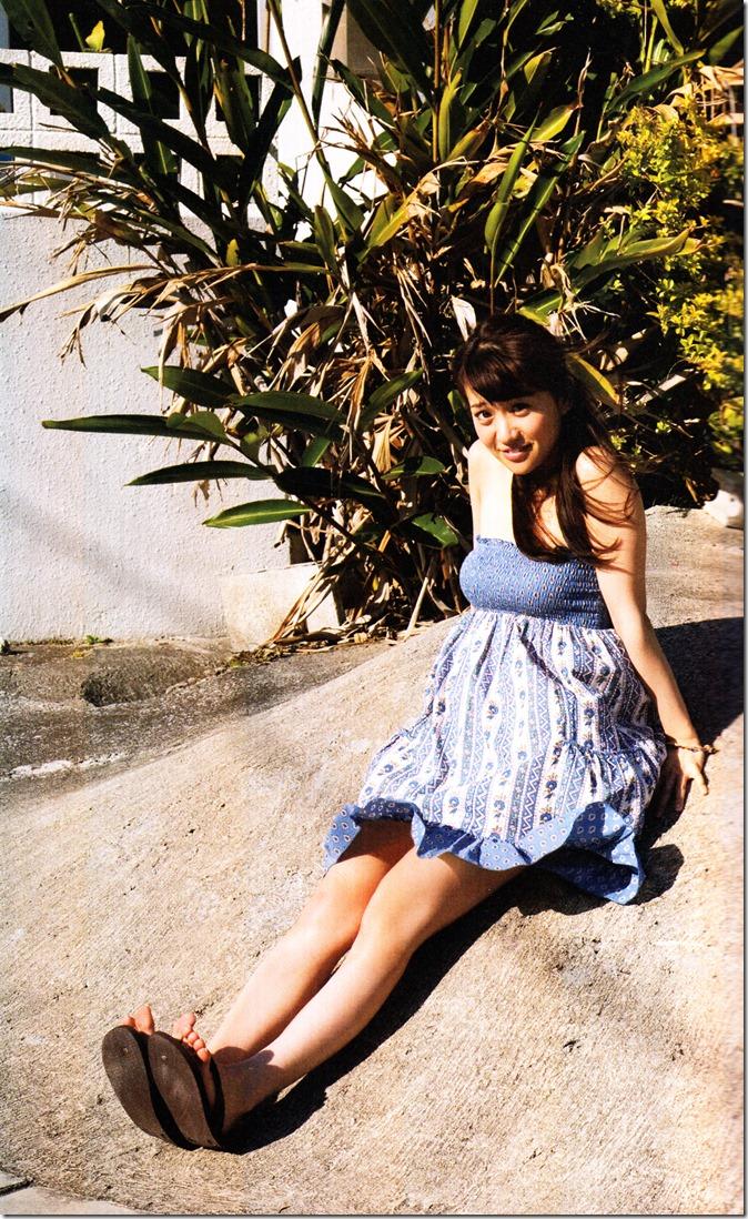 Oshima Yuko 1st photo book Yuko (122)