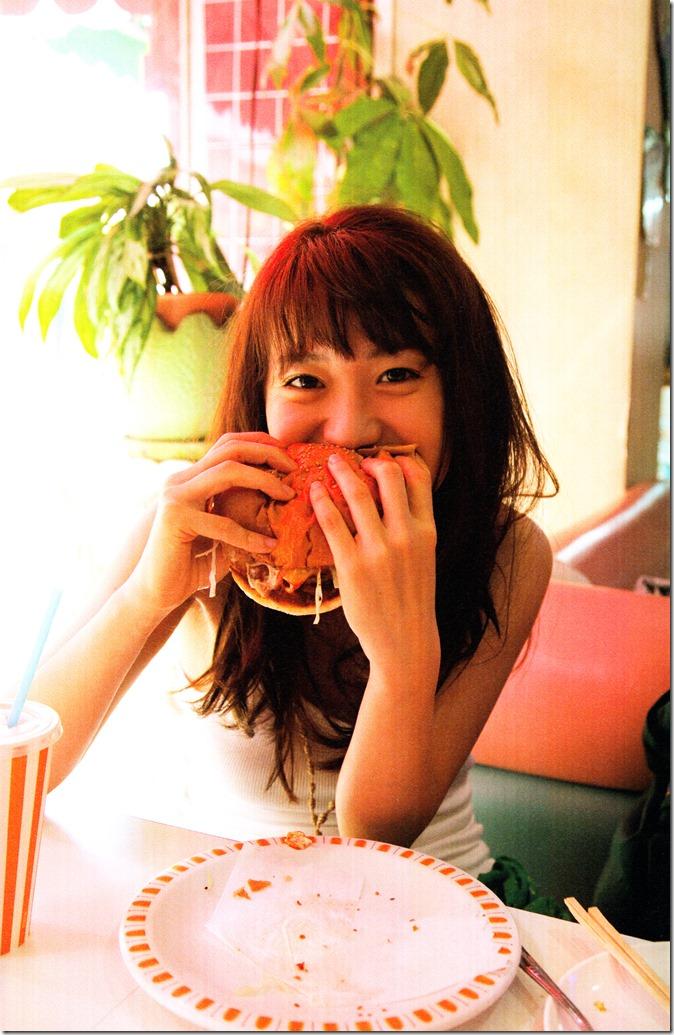 Oshima Yuko 1st photo book Yuko (125)
