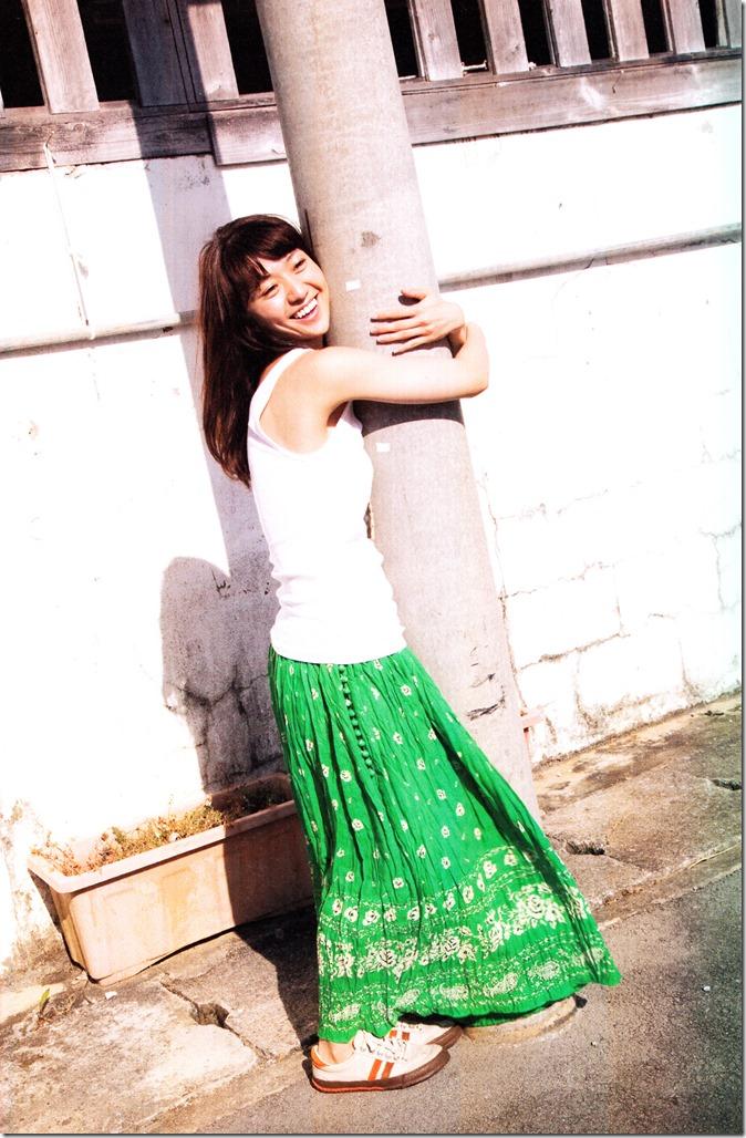 Oshima Yuko 1st photo book Yuko (127)