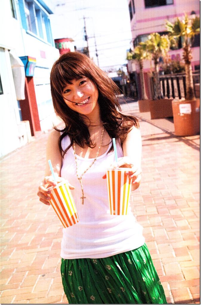 Oshima Yuko 1st photo book Yuko (128)