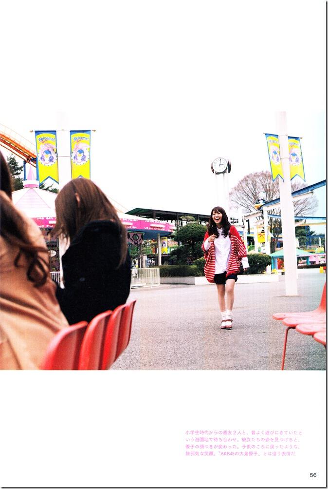 Oshima Yuko 1st photo book Yuko (33)