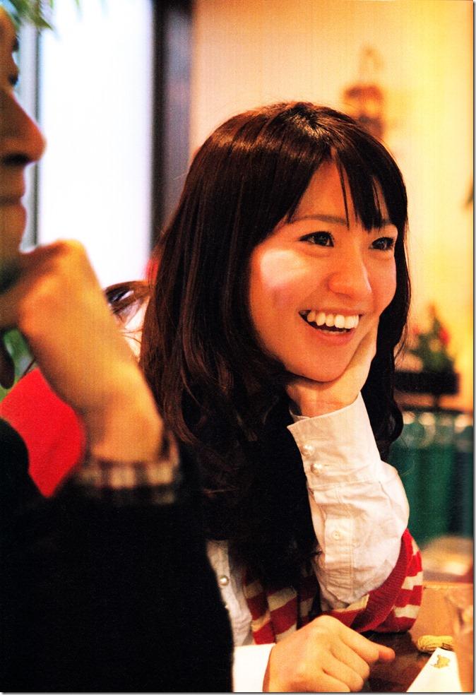 Oshima Yuko 1st photo book Yuko (42)