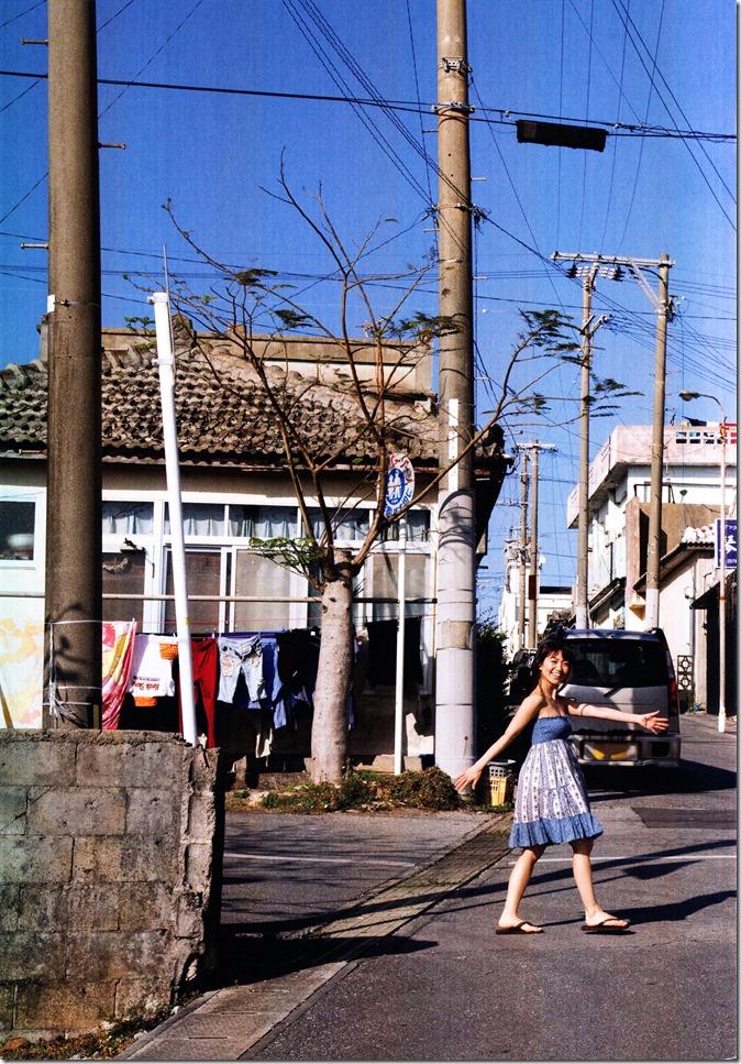 Oshima Yuko 1st photo book Yuko (4)