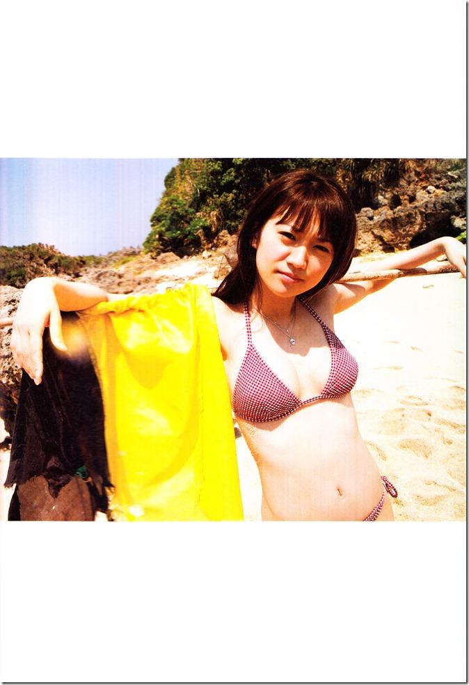 Oshima Yuko 1st photo book Yuko (6)