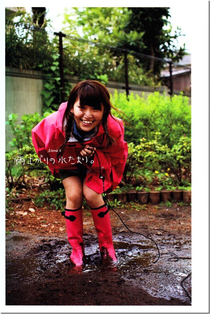 Oshima Yuko 1st photo book Yuko (71)