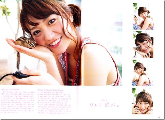 Oshima Yuko 1st photo book Yuko (72)
