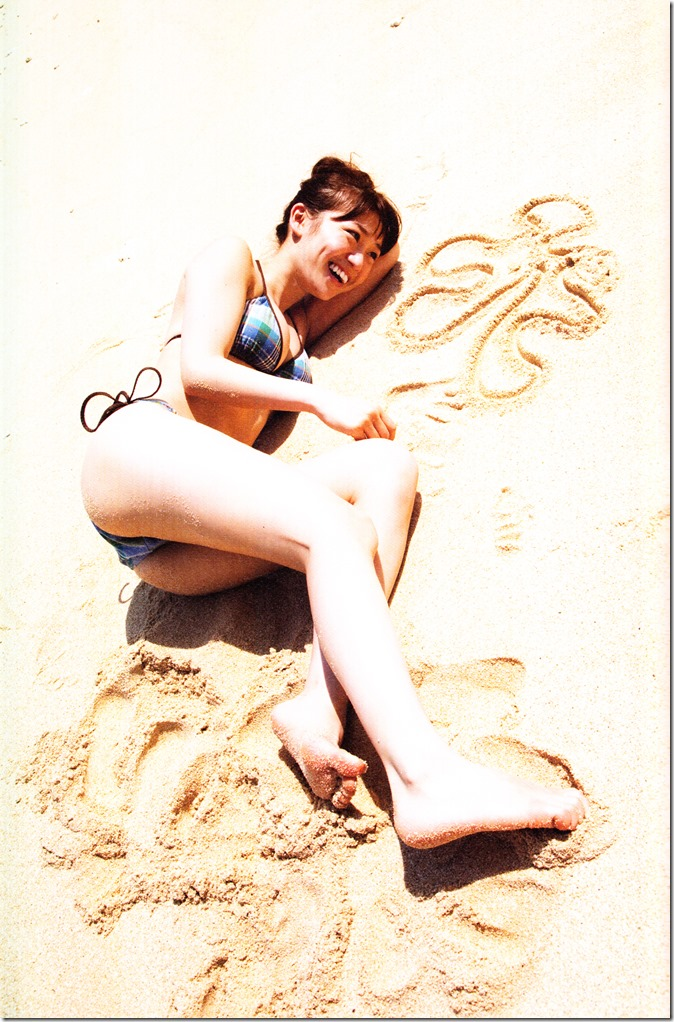 Oshima Yuko 1st photo book Yuko (86)