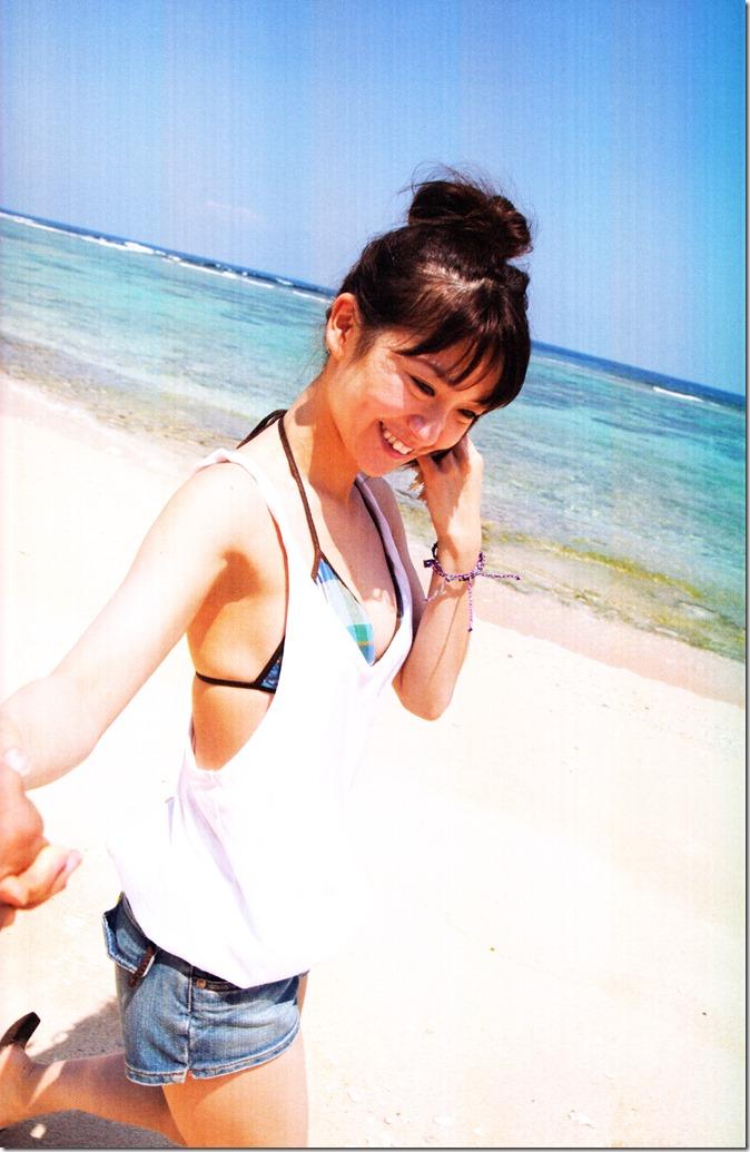 Oshima Yuko 1st photo book Yuko (87)