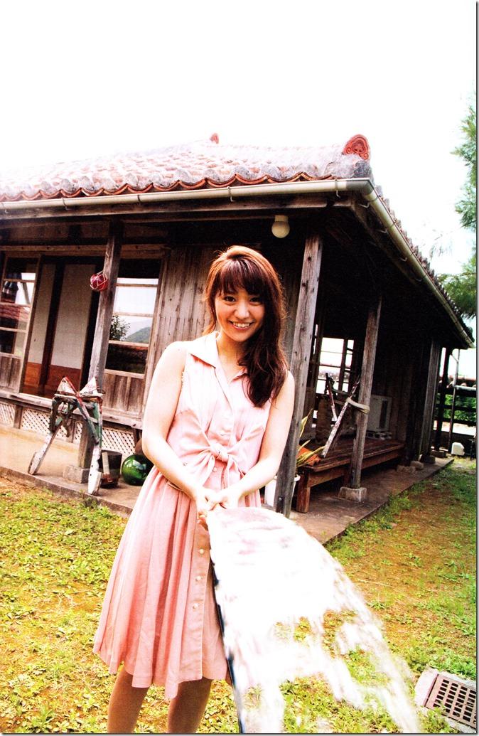 Oshima Yuko 1st photo book Yuko (91)