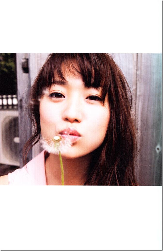 Oshima Yuko 1st photo book Yuko (93)