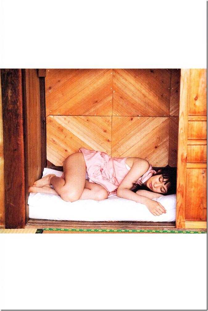Oshima Yuko 1st photo book Yuko (94)