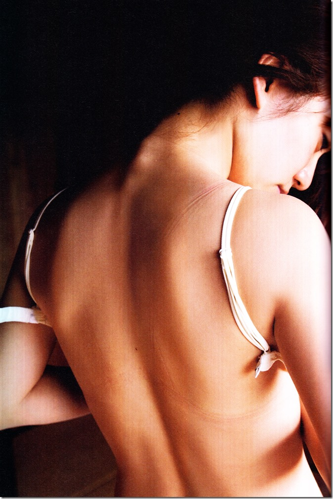 Oshima Yuko 1st photo book Yuko (99)