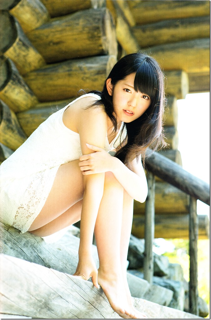 Suzuki Airi Oyoganai Natsu shashinshuu (30)