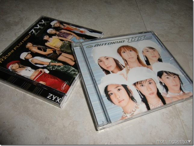ZYX pv DVD singles