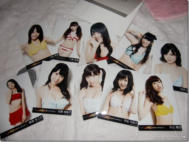 AKB48 1 149 Renai Sousenkyo PS3 Limited Box set (10 photos)
