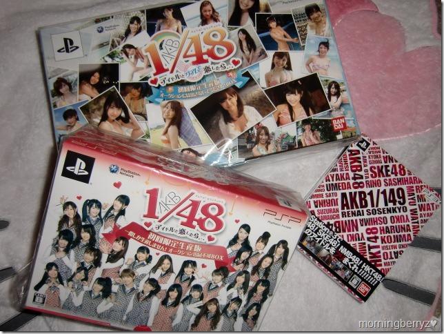AKB48 Renai Games...