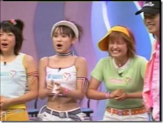 H!P Shuffle groups on Utaban July 4th 2002 (17)