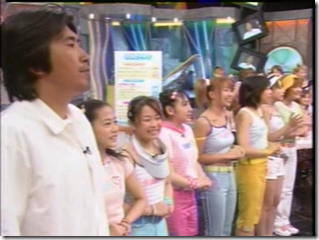H!P Shuffle groups on Utaban July 4th 2002 (18)