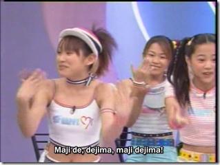 H!P Shuffle groups on Utaban July 4th 2002 (22)