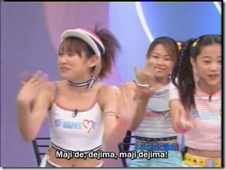 H!P Shuffle groups on Utaban July 4th 2002 (22)