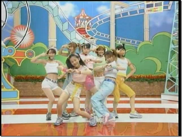 H!P Shuffle groups on Utaban July 4th 2002 (36)