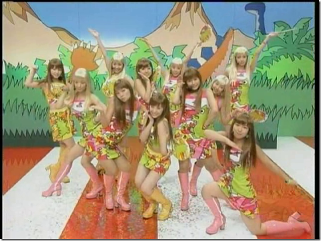 H!P Shuffle groups on Utaban July 4th 2002 (38)