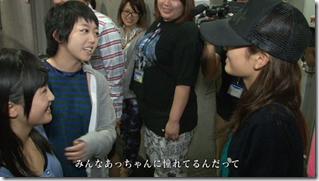 Maeda Atsuko in making of Atsuko in Sapporo (34)