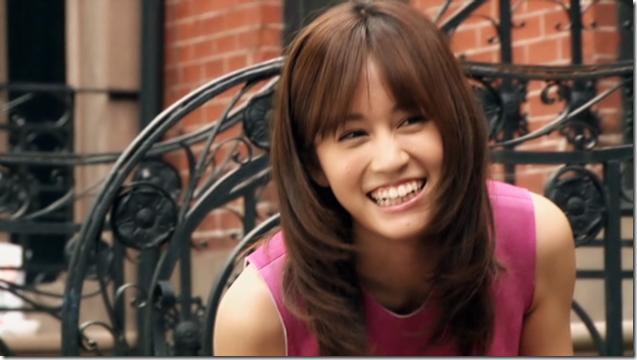 Maeda Atsuko in Time machine nante iranai pv making (31)
