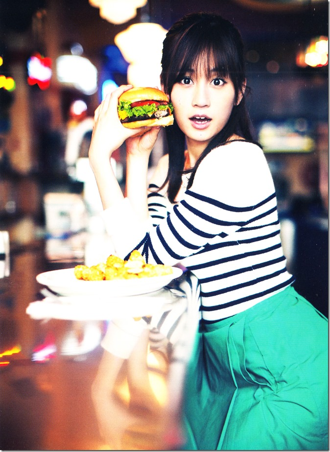 Maeda Atsuko Time machine nante iranai LE single type A (3)