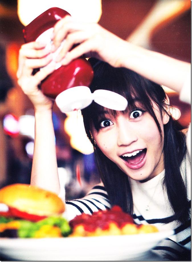 Maeda Atsuko Time machine nante iranai LE single type A (5)