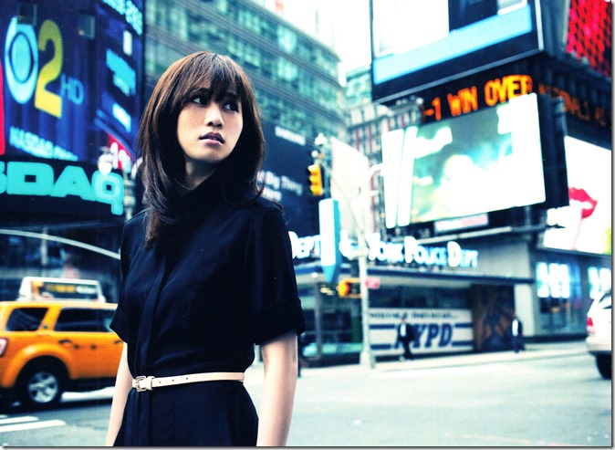 Maeda Atsuko Time machine nante iranai LE single type B (2)