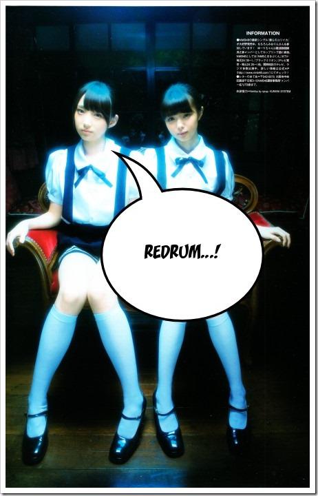 REDRUM...